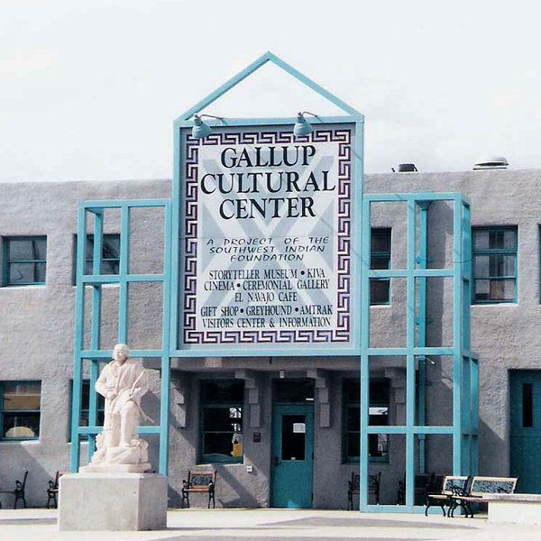 Gallup Cultural Center