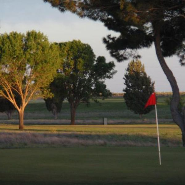 Yoakum County Golf Club and Park