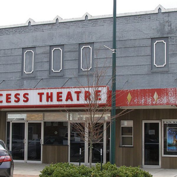 The Lexington Princess Theatre Is Prime Spot To Watch Movies In