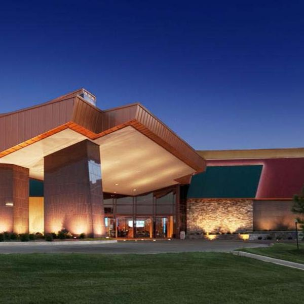 Choctaw Casino McAlester