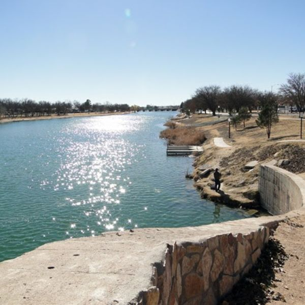 Pecos River Walk