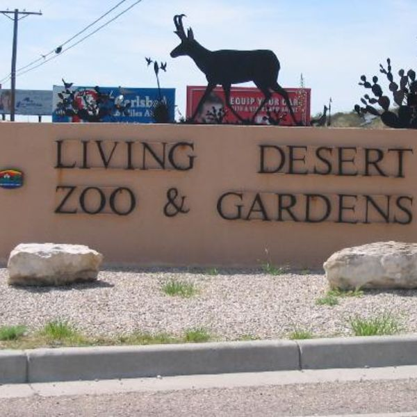 Living Desert Zoo and Gardens State