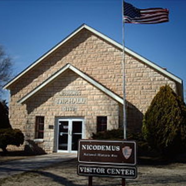 Nicodemus National Historic Site