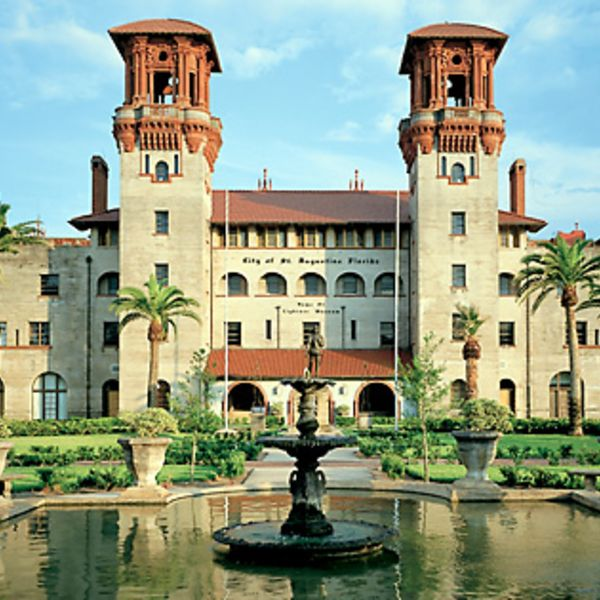 The Lightner Museum Is A Of Antiquities Mostly American Victorian Era Pieces Housed Within Historic Hotel Alcazar Building In Downtown St