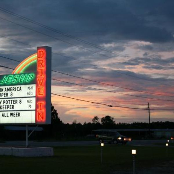Jesup Drive-In Theater