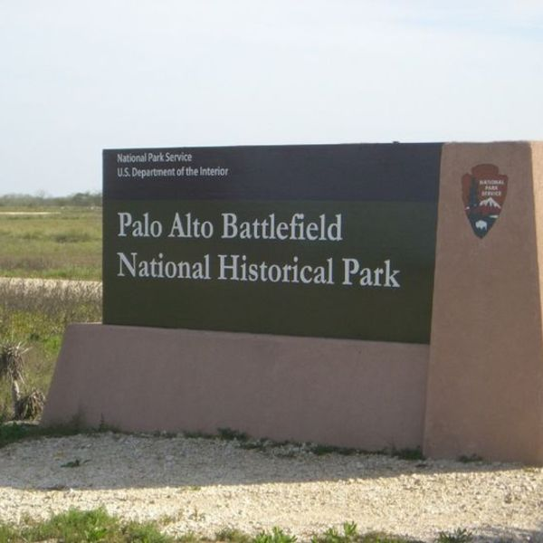 Palo Alto Battlefield National Historical Park