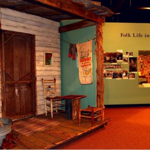 Shiloh Museum of Ozark History