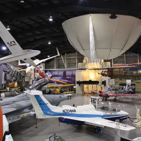Tulsa Air & Space Museum & Planetarium