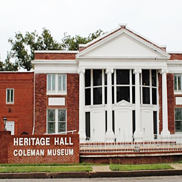 Heritage Hall and Coleman Museum