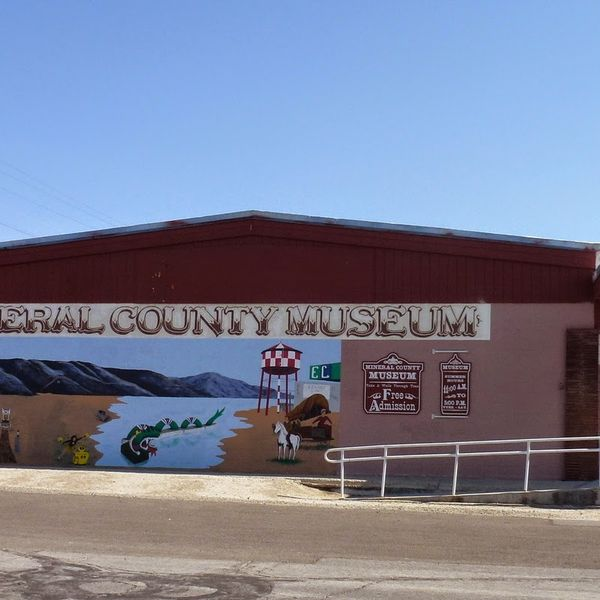 The Mineral County Museum Is One Of Best Museums In Nevada It A Non Profit Facility Owned By And Dedicated To Preserving